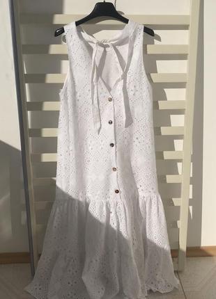 Белое платье imperial3 фото