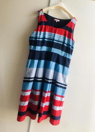 Стильное платье р 18