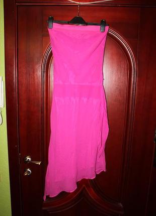 Новое платье 100% натуральный шелк 8, 36 евроразмер от warehouse