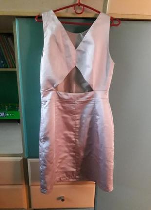 Платье силуэтное2 фото