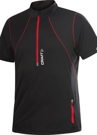 Craft perfomance hybrid (s) спортивная беговая футболка мужская