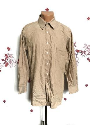 Хлопковая оригинал рубашка