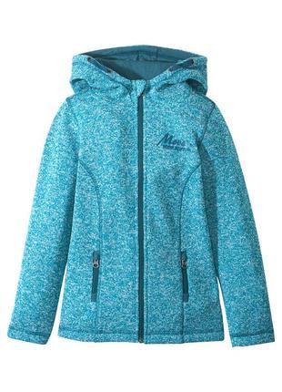 Летняя флисовая куртка