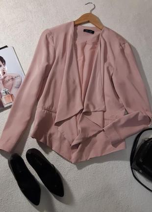 Стильный пиджачок кардиган. xl
