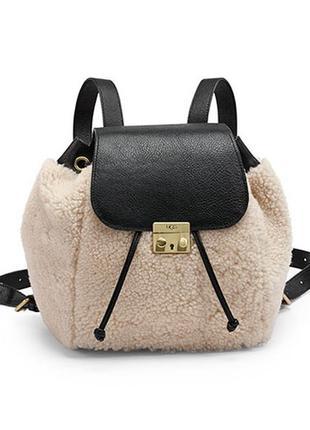 Сумка-рюкзак женская ugg australia (кожа)
