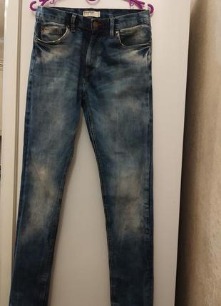 Скилка!!!! брендовые джинсы мужские skinny fit1 фото