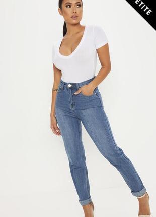 Крутые mom джинсы с высокой посадкой,джинсы высокая посадка