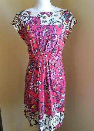 Lilly pulitzer платье шелк