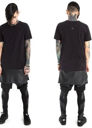 Продается стильная удлиненная  футболка от urban classic