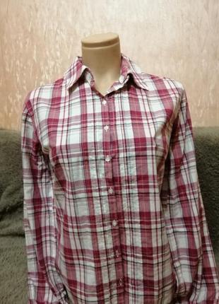 Рубашка со съёмным воротником