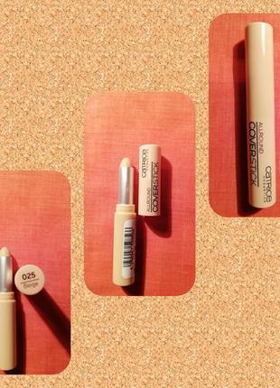 Маскуючий олівець catrice coverstick
