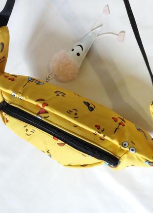Позитивная бананка со смайликами3 фото