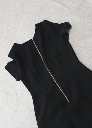 Papaya.черное платье.7 фото