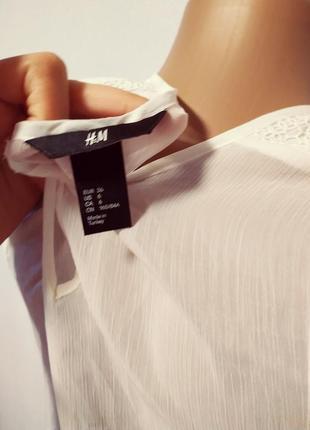 Блуза от h&m есть нюанс / горячая цена/ скидки!5 фото