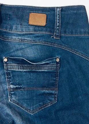 Женские шорты удлиненные посадка ниже средней6 фото
