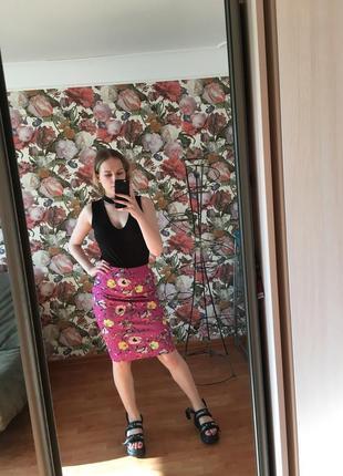 Яркая юбка1 фото