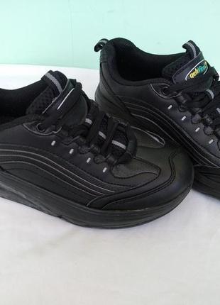 Ботинки для похудения и фитнеса gehvital р.37 женские демисезон, обувь shape ups2 фото