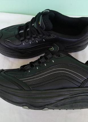 Ботинки для похудения и фитнеса gehvital р.37 женские демисезон, обувь shape ups1 фото