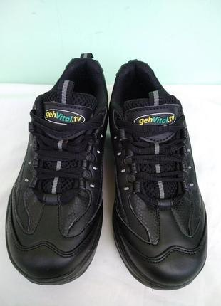 Ботинки для похудения и фитнеса gehvital р.37 женские демисезон, обувь shape ups3 фото