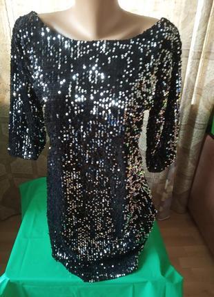 Новое нарядное платье esmara by heidi klum размер евро 38,42 германия4 фото