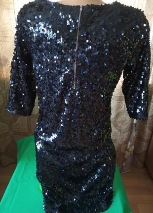 Новое шикарное платье esmara by heidi klum размер евро 40 германия6 фото