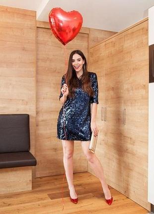 Новое шикарное платье esmara by heidi klum размер евро 40 германия1 фото