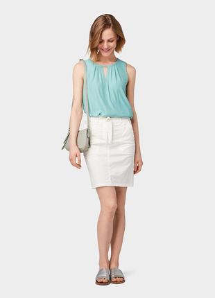 Модная юбка tom tailor1 фото