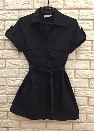 Платье – рубашка / туника от pescara1 фото