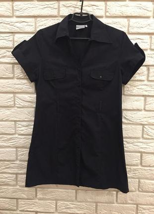 Платье – рубашка / туника от pescara2 фото