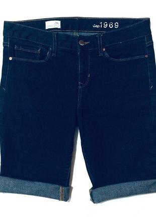 Женские шорты удлиненные gap