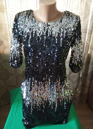 Новое яркое платье esmara by heidi klum размер 40 германия2 фото