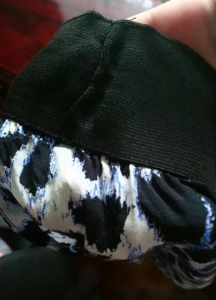 Распродажа♥стильная легкая юбка  с карманами,тренды года- леопард , 80е, анимал принт7 фото