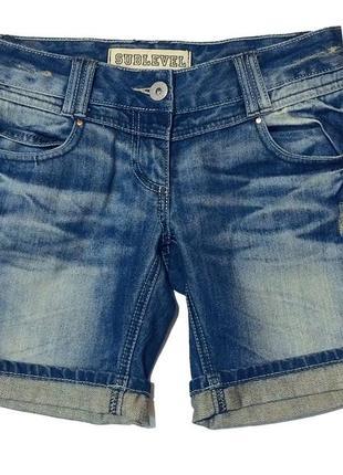 Женские короткие шорты1 фото