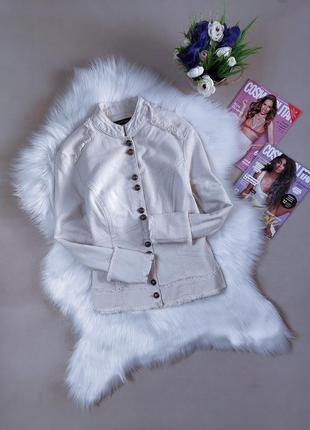 Стильный котттоновый летний пиджак/жакет principles.