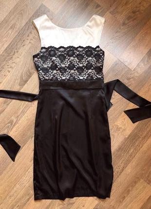 Классическое платье, нарядное