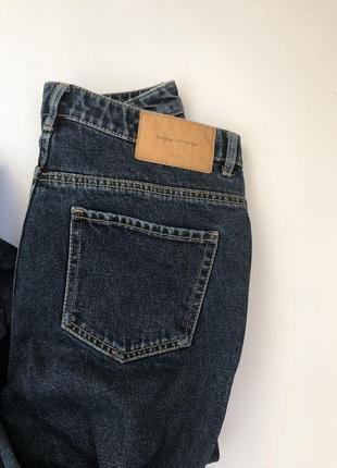 Идеальные мом джинсы zara