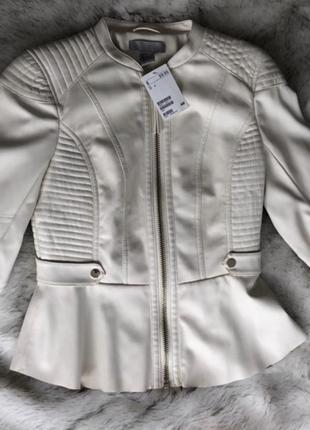 Новая куртка h&m размер м