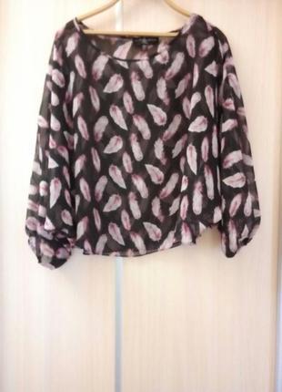 Блуза (летучая мышь)