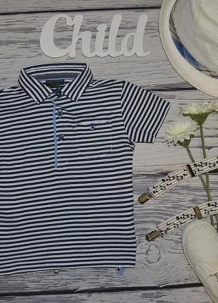 1 - 2 года 92 см next некст фирменная тениска футболка поло стильному мальчику