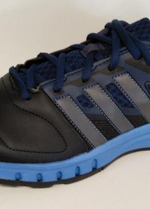 Adidas  galaxy af3851 фирменные беговые кожаные мужские кроссовки оригинал