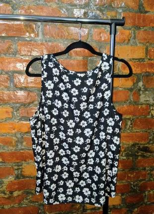 Блуза кофточка с цветочным принтом atmosphere2 фото