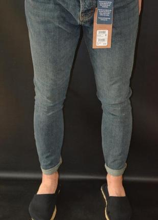 Новенькі чоловічі джинси next straight