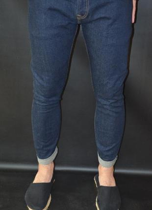 Чоловічі джинси next slim