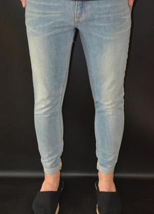 Топові чолвічі джинси asos strerch skinny