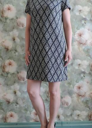 Платье zara m 46-48р-рр сарафан