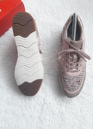 Кроссовки gabor кожа2 фото