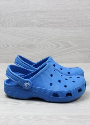 Детские кроксы crocs оригинал, размер 31 - 32 (клоги)