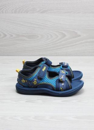 Легкие детские сандали clarks doodles оригинал, размер 23 (босоножки)