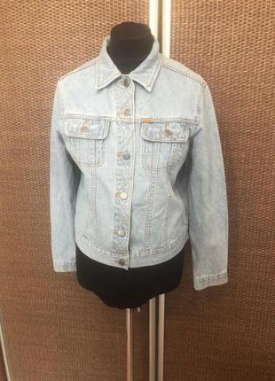 Брендовая джинсовка джинсовая куртка3 фото