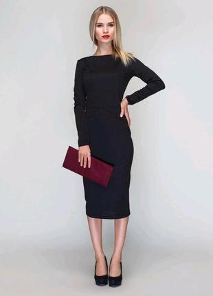 Твоё идеальное чёрное платье mariem